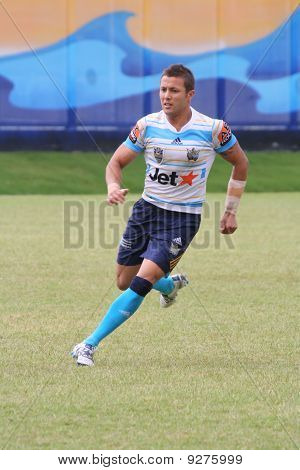Scott Prince- Gold Coast Titans