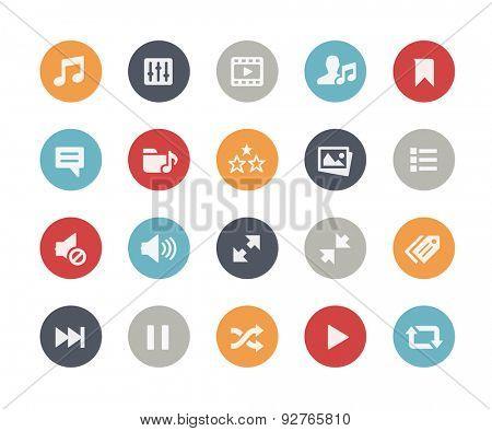 Web & Mobile Icons - 7 // Classics Series