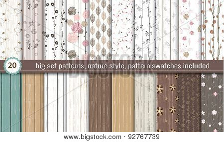 Bigset Seamless Patterns