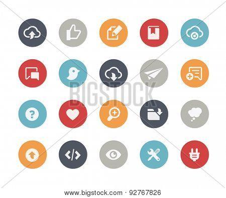 Web & Mobile Icons - 8 // Classics Series