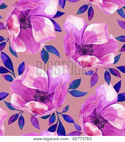 Anemones Pattern.