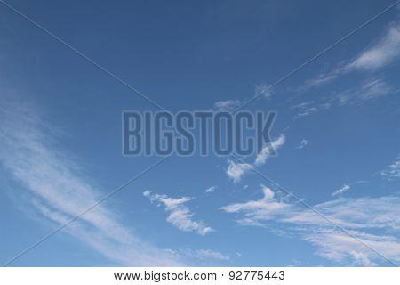 Free form sky