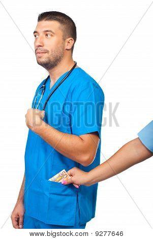 Medical Bribe