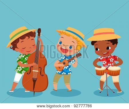 Trio Band