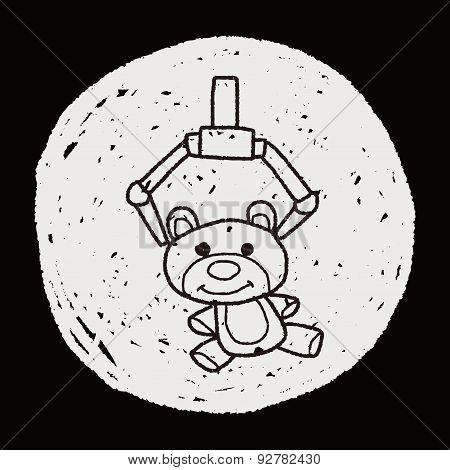 Get Bear Doll Doodle