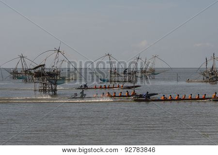 Sea Life Transport