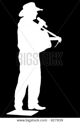 Musicians Silhouette
