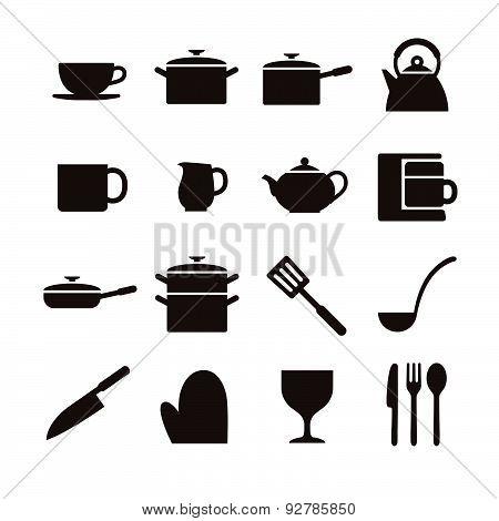 Kitchen Things Icon