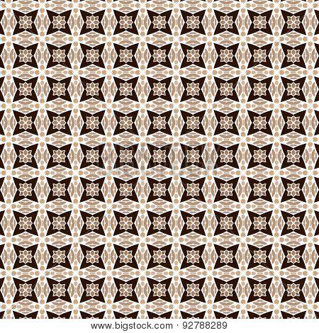 Primitive Simple, Retro Seamless Pattern