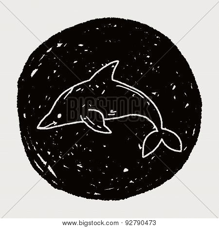 Dolphin Doodle