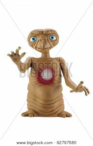 E.t. Toy Character.