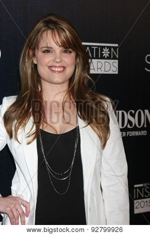 LOS ANGELES - JUN 5:  Kimberly J Brown at the Step Up Women's Network 12th Annual Inspiration Awards at the Beverly Hilton Hotel on June 5, 2015 in Beverly Hills, CA
