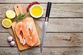 picture of condiment  - Salmon - JPG
