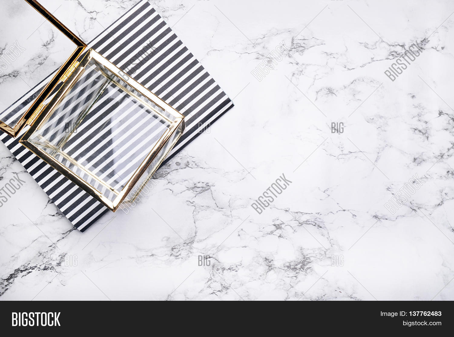 Woman Desktop Elegant Flat Lay Image amp Photo Bigstock