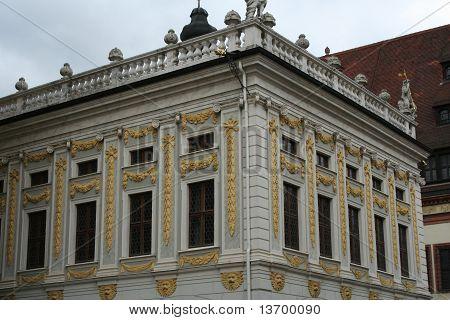 Leipzig Architecture