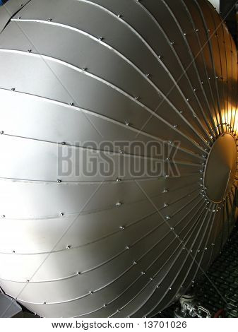 Thermal Insulation In The Boiler Steam Drum