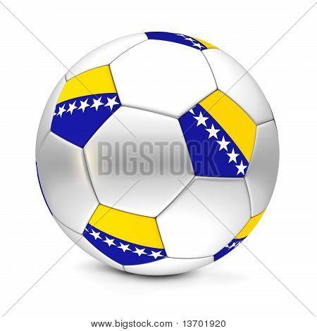Soccer Ball/football Bosnia And Herzegovina