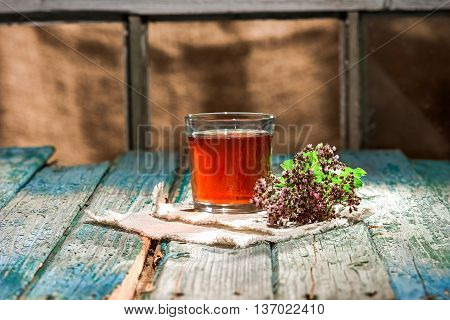 Herbal Summer Tea