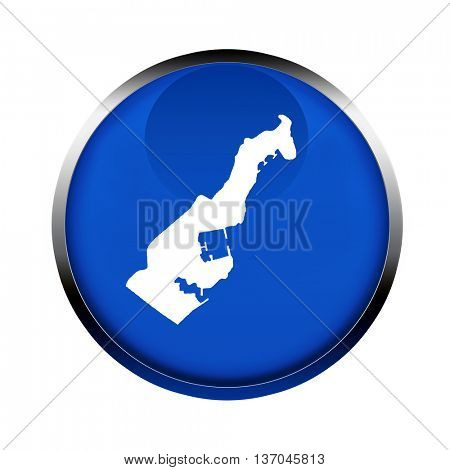 Monaco map button in the colors of the European Union.