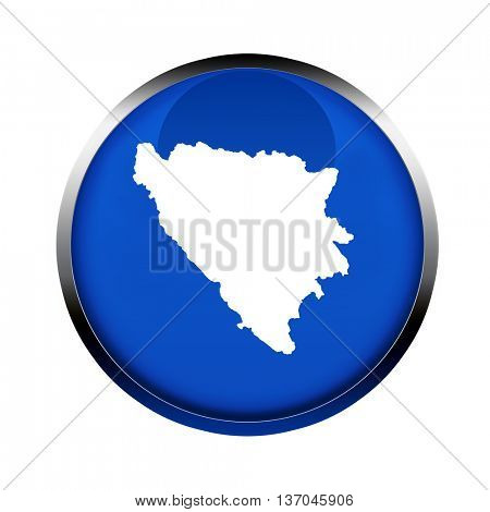 Bosnia and Herzegovina map button in the colors of the European Union.