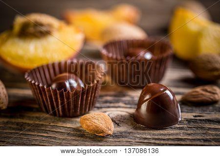 Gourmet Chocolate Bonbons