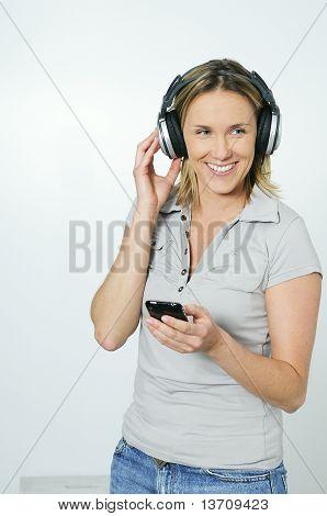 musical woman
