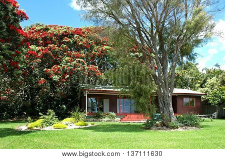 Hidden Paradise, cottage in Bay of Islands, New Zealand