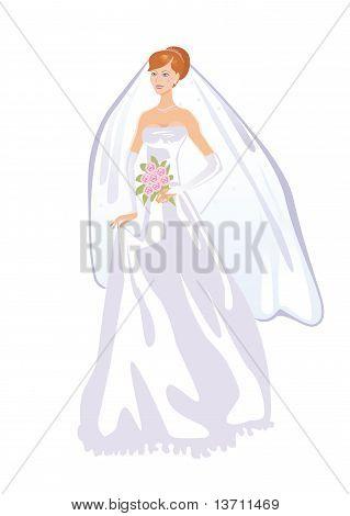 Beautiful Fiancee-woman