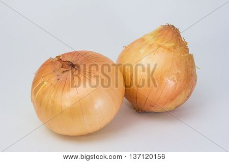 The Onion vegetable food healty of natural