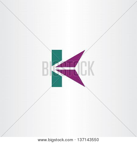 Letter K Logo Icon K Vector Logotype Sign