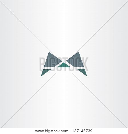 Logotype M Letter M Logo Sign Element Vector Icon