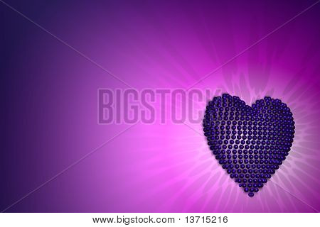 Brillant heart 1