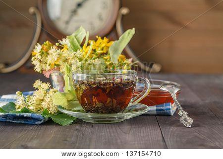 Linden Flowers, Herbal Medicine