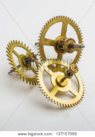 Gear Of The Clock
