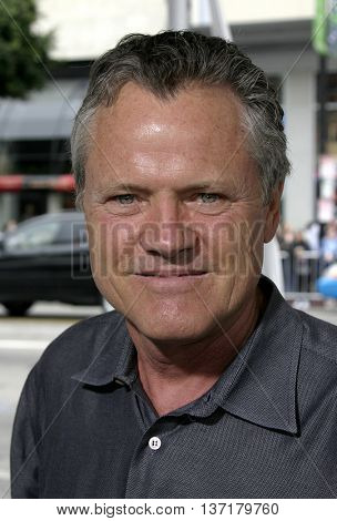 William Broyles Jr. at the Los Angeles premiere of 'The Polar Express' held at the Grauman's Chinese Theater in Hollywood, USA on November 7, 2004.