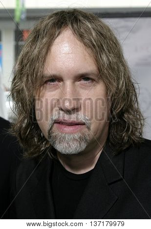 Glenn Ballard at the Los Angeles premiere of 'The Polar Express' held at the Grauman's Chinese Theater in Hollywood, USA on November 7, 2004.
