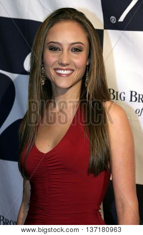 Lauren C. Mayhew at the Big Brothers Big Sisters of greater Los Angeles 'Rising Stars' 2004 Gala at the Beverly Hilton Hotel in Beverly Hills, USA on November 11, 2004.