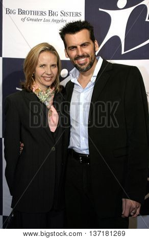 Oded Fehr at the Big Brothers Big Sisters of greater Los Angeles 'Rising Stars' 2004 Gala at the Beverly Hilton Hotel in Beverly Hills, USA on November 11, 2004.
