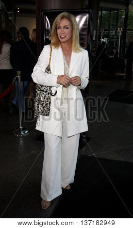 Donna Mills at the Warner Home Video Salutes 'Dirty Harry' Film Franchise held at the Directors Guild of America Theater in Hollywood, USA on May 29, 2008.