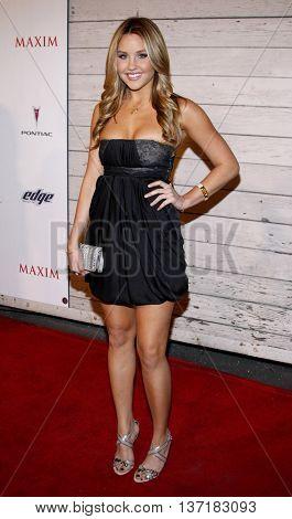 Amanda Bynes at the Maxim's 2008 Hot 100 Party held at the Paramount Studios in Hollywood, USA on May 21, 2008.