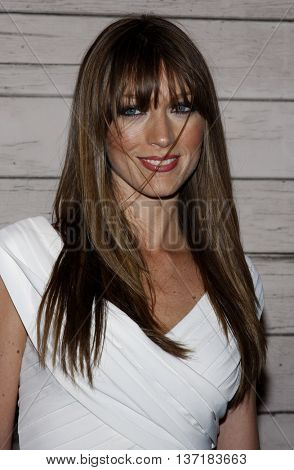 Natalie Zea at the Maxim's 2008 Hot 100 Party held at the Paramount Studios in Hollywood, USA on May 21, 2008.