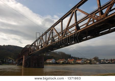 Old Iron Railroad Bridge