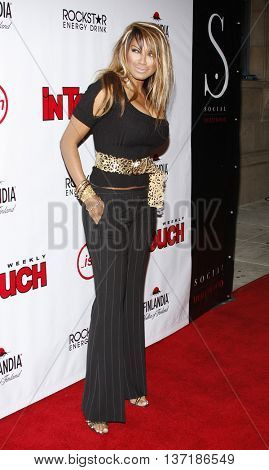 Traci Bingham at the Summer Stars Party 2008 held at the Social in Hollywood, USA on May 22, 2008.