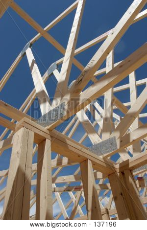 House Frame Construction