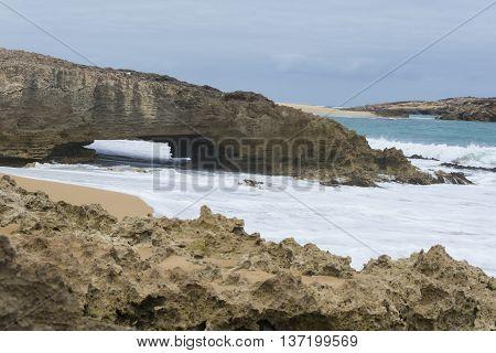 Scenic Drive At Beachport, South Australia