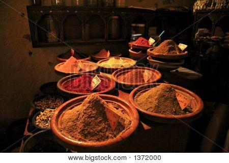 Spice Shop Morocco