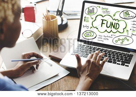 Finance Earnings Wealth Invest Asset Concept