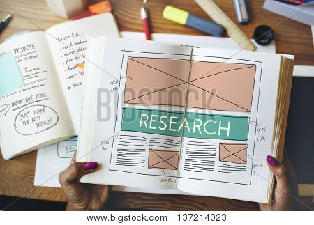 Research Discovery Explanation Information Concept