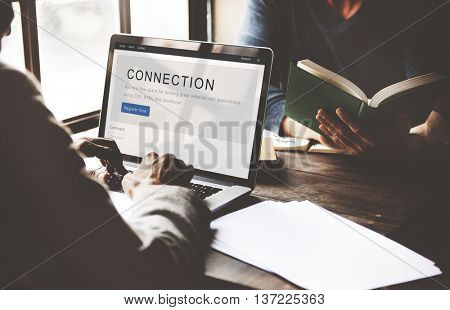 Connection Correspondence Networking Relation Concept