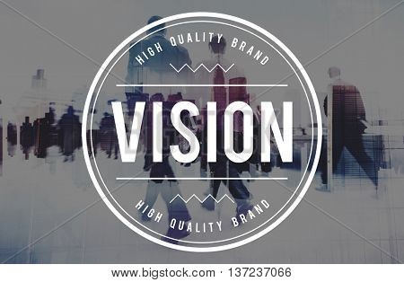 Vision Altitude Solution Trend Creative Planning Concept